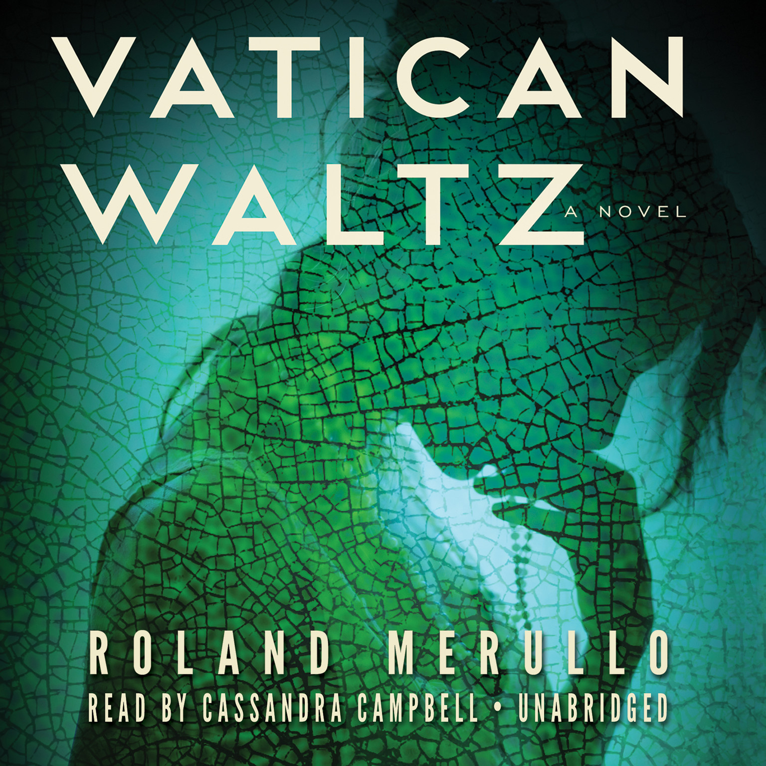 Printable Vatican Waltz Audiobook Cover Art