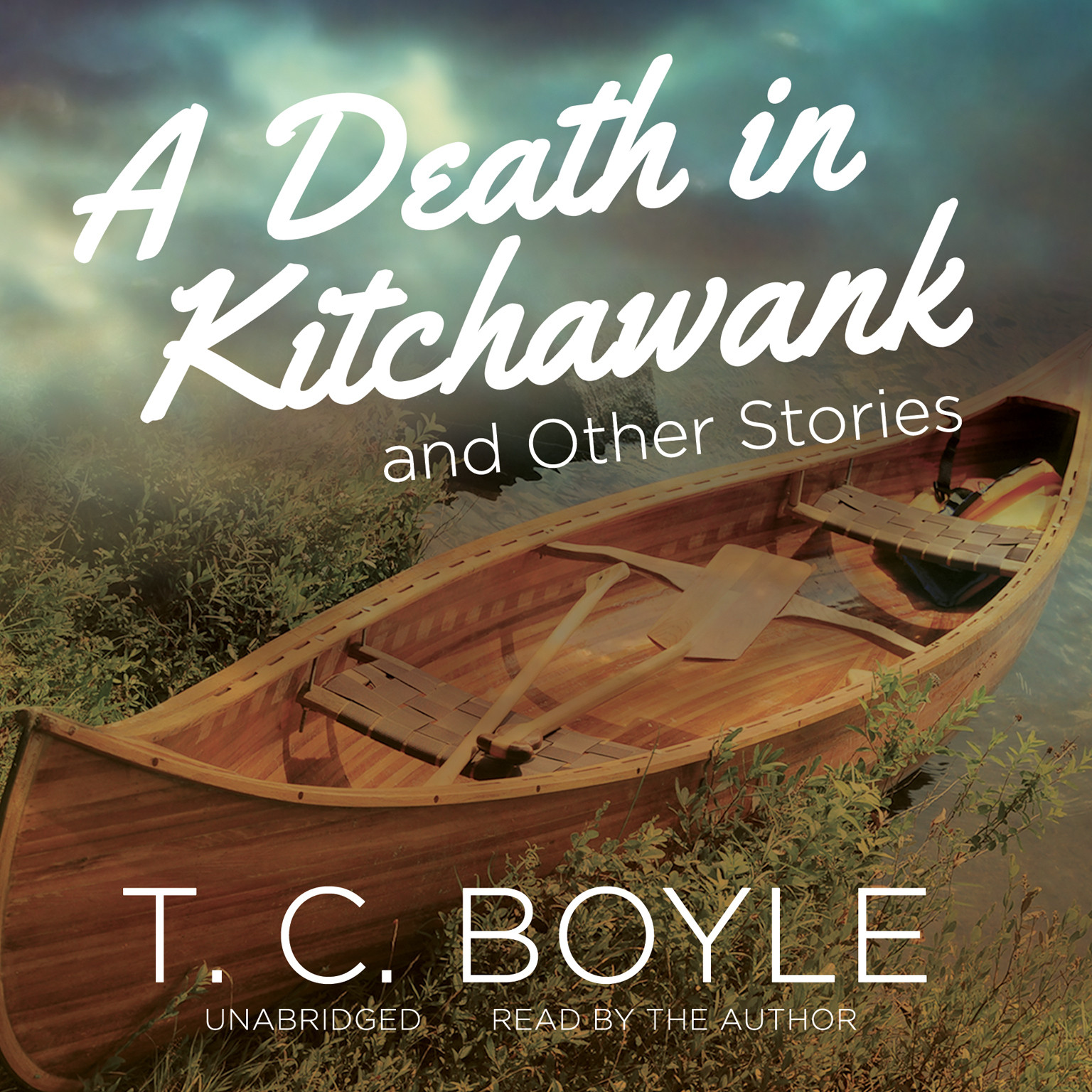 Printable A Death in Kitchawank, and Other Stories Audiobook Cover Art