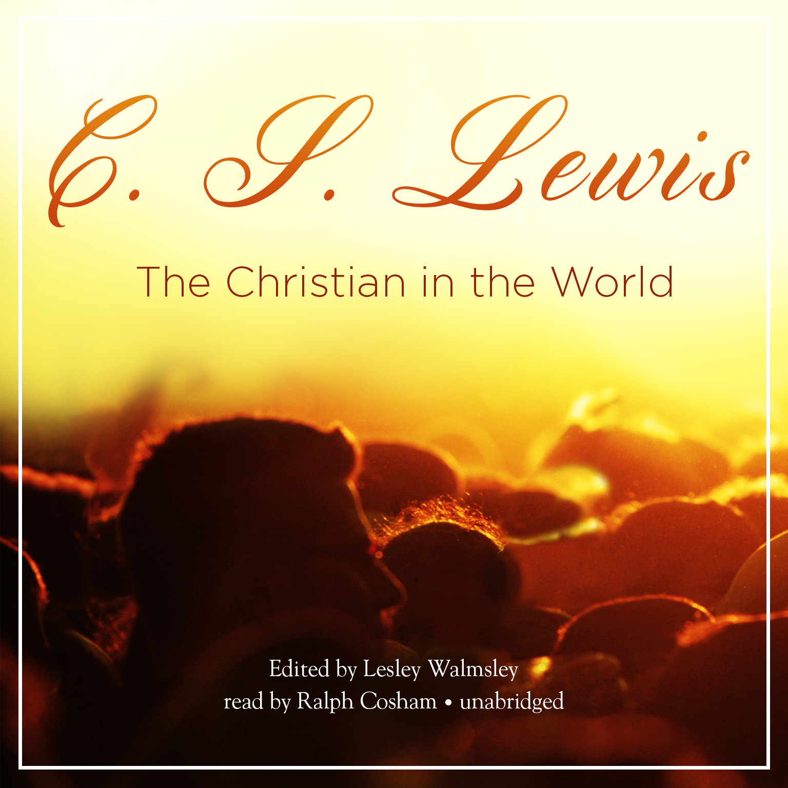 Printable The Christian in the World Audiobook Cover Art
