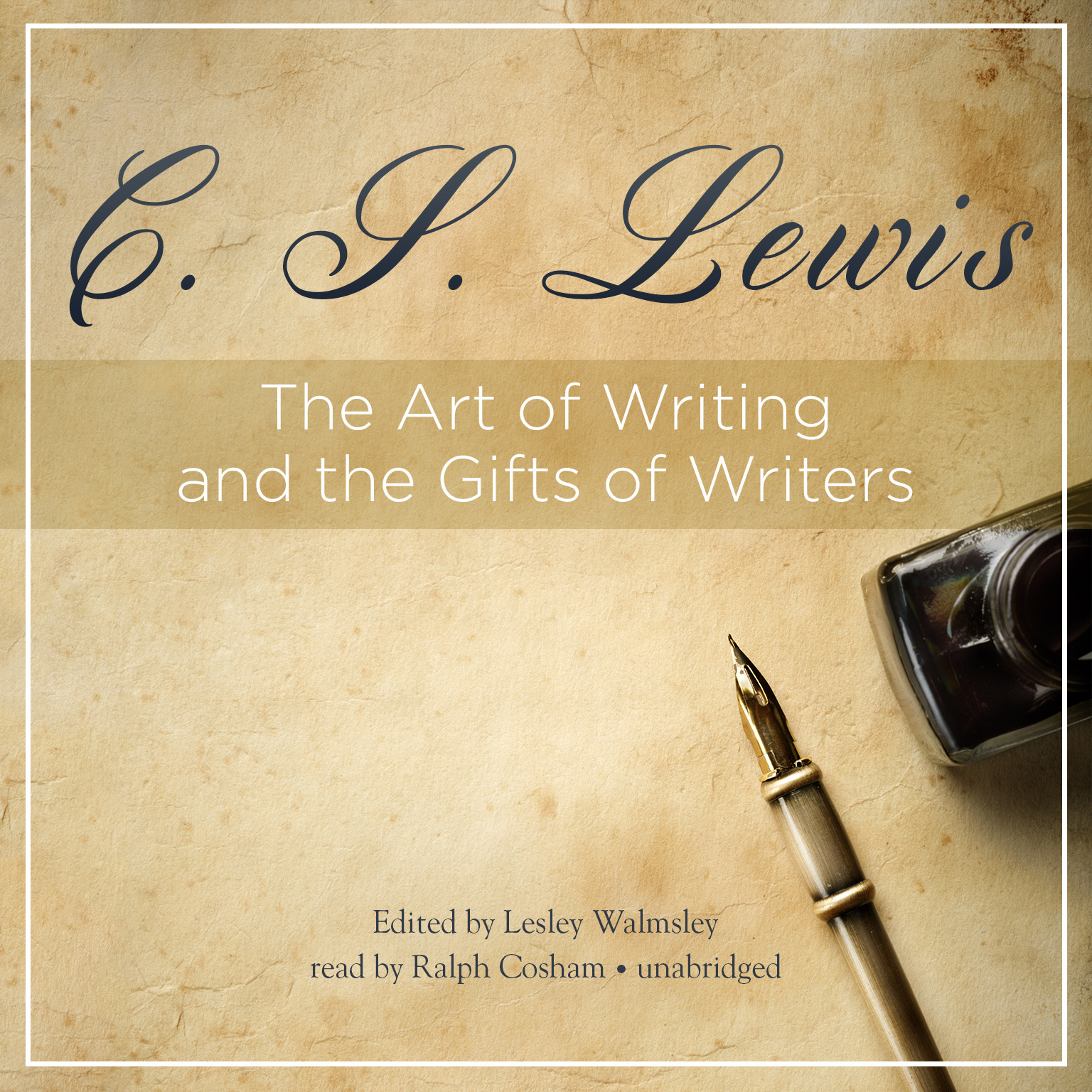 Printable The Art of Writing and the Gifts of Writers Audiobook Cover Art