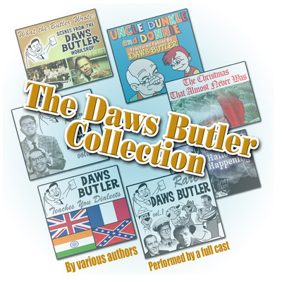 The Daws Butler Collection Audiobook, by various authors