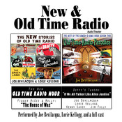 New & Old Time Radio Audiobook, by Joe Bevilacqua, William Melillo, Robert J. Cirasa