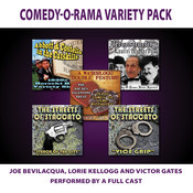 Comedy-O-Rama Variety Pack Audiobook, by Victor Gates
