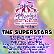 The Best of Cartoon Carnival, Vol. 4: The Superstars Audiobook, by Waterlogg Productions