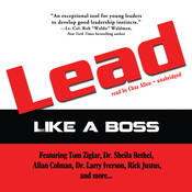 Lead like a Boss Audiobook, by Tom Ziglar