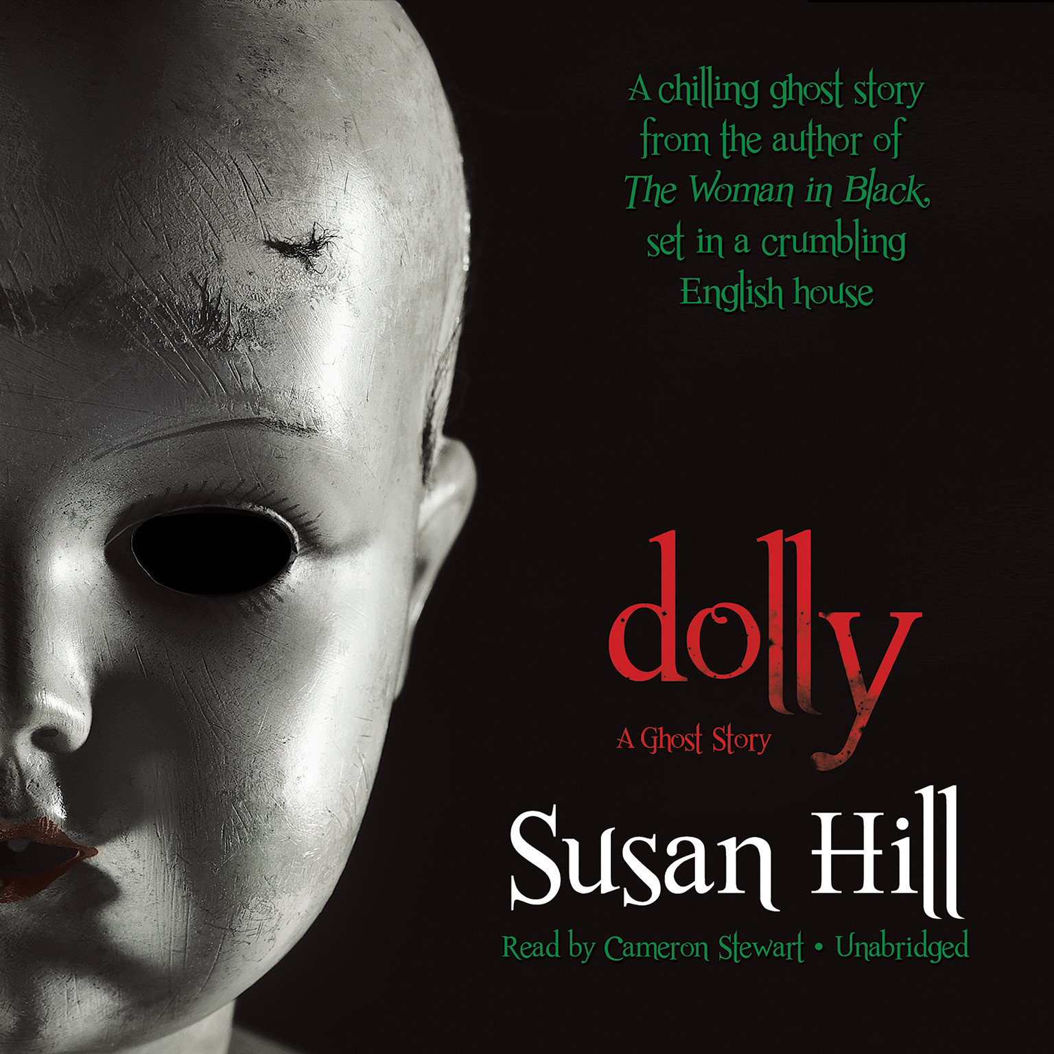 Printable Dolly: A Ghost Story Audiobook Cover Art
