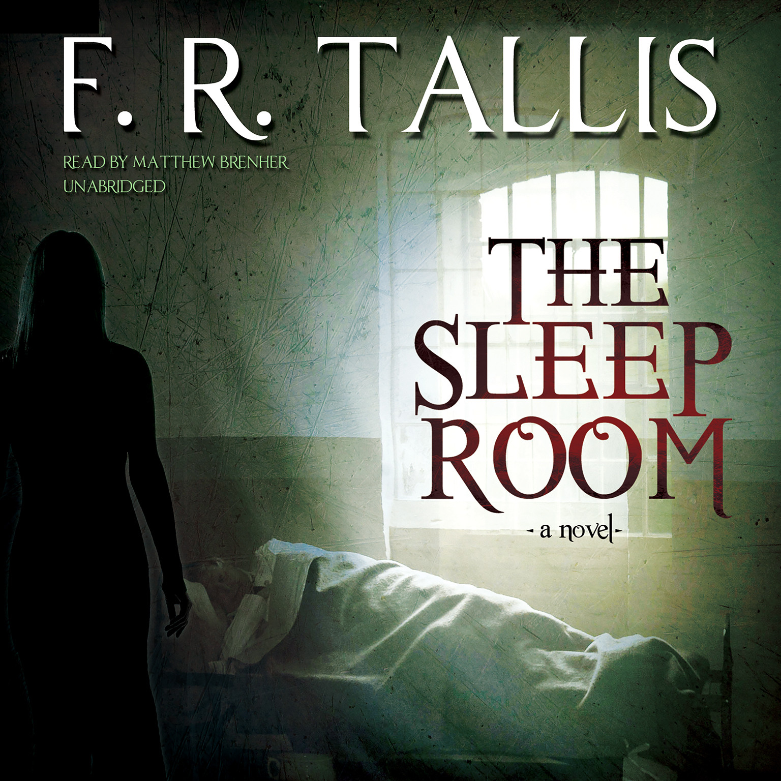 Printable The Sleep Room Audiobook Cover Art