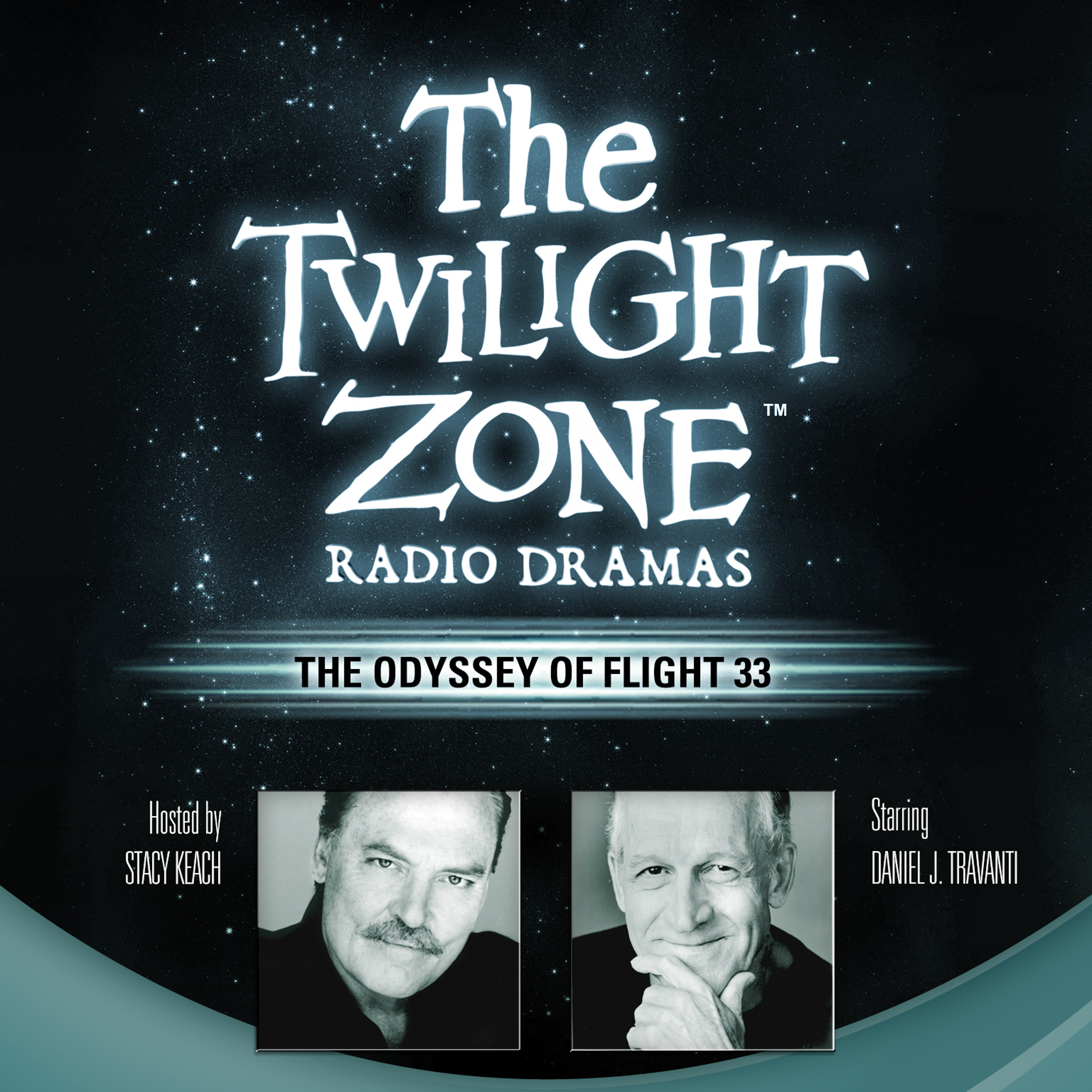 Printable The Odyssey of Flight 33 Audiobook Cover Art