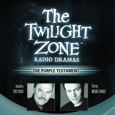 The Purple Testament Audiobook, by Rod Serling