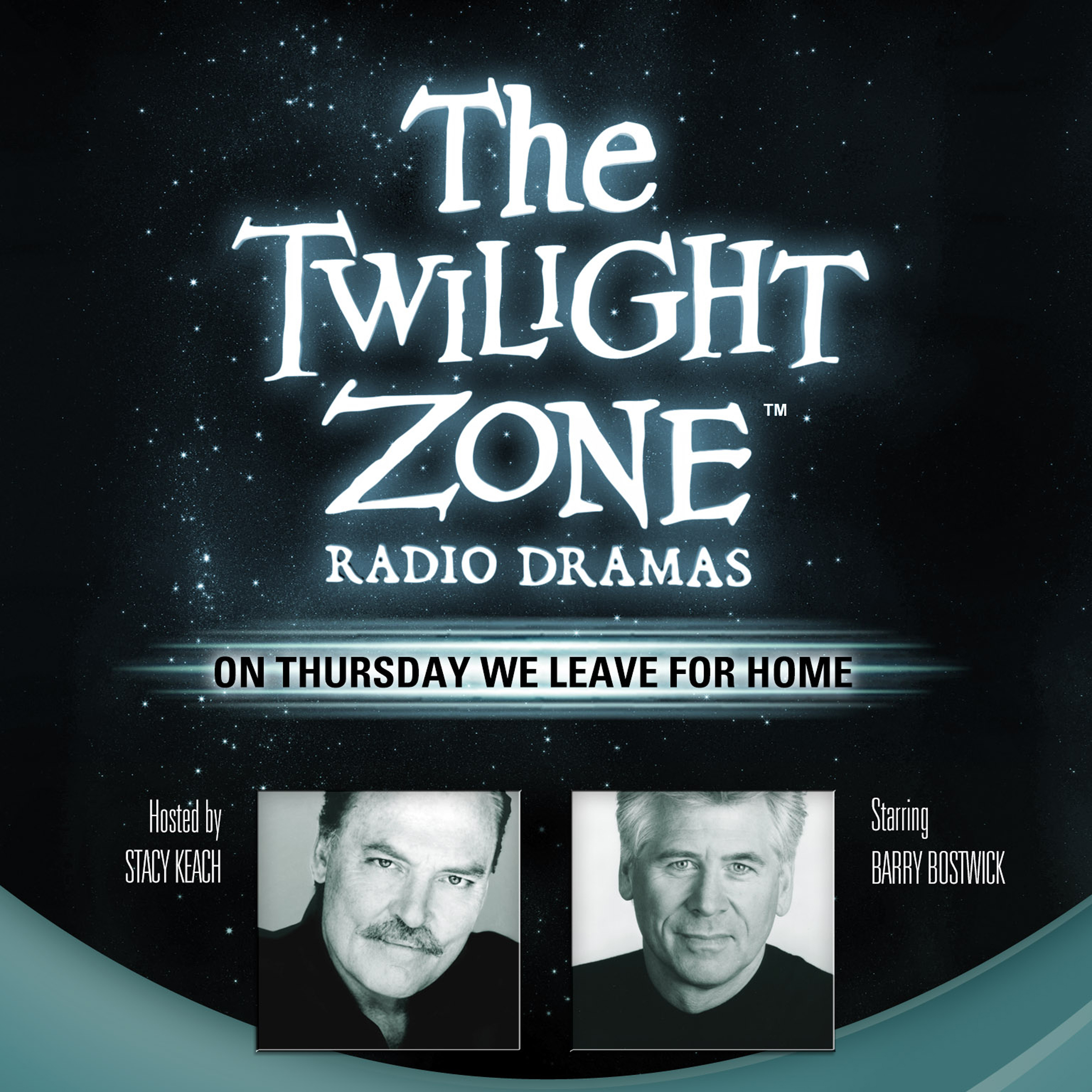 Printable On Thursday We Leave for Home Audiobook Cover Art