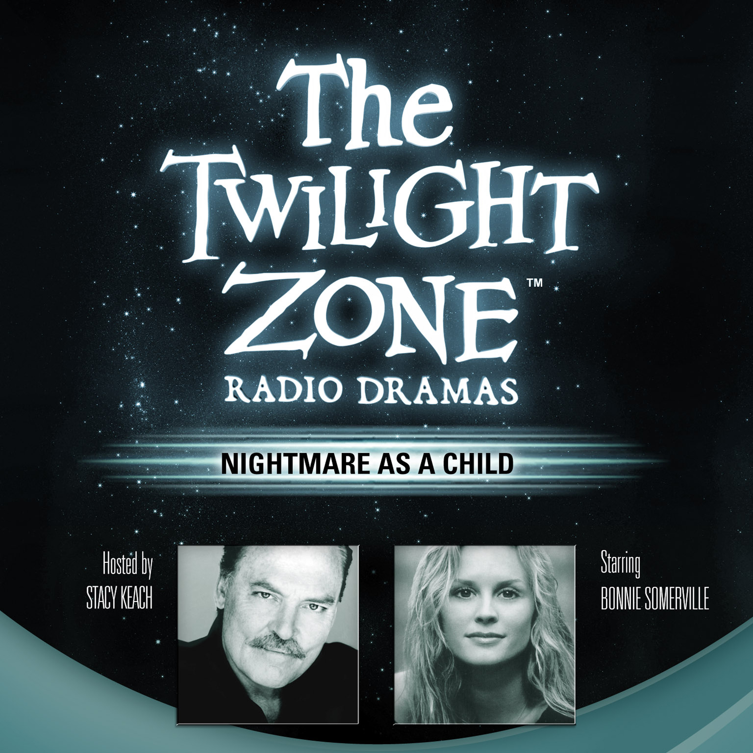Printable Nightmare as a Child Audiobook Cover Art