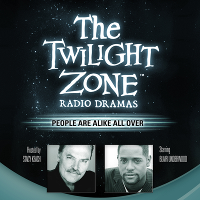 People Are Alike All Over Audiobook, by Rod Serling