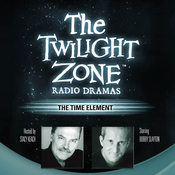 The Time Element Audiobook, by Rod Serling