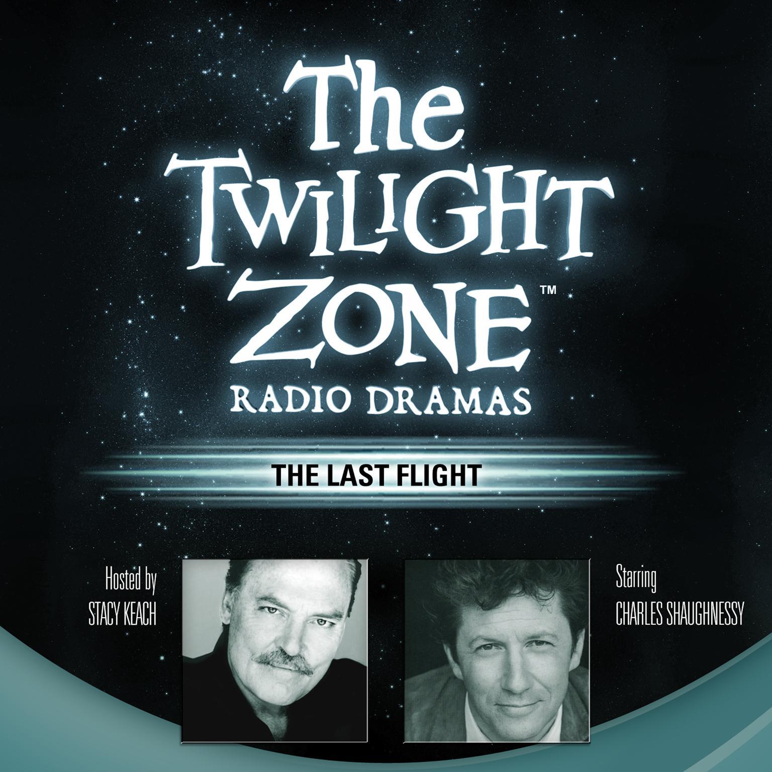 Printable The Last Flight Audiobook Cover Art