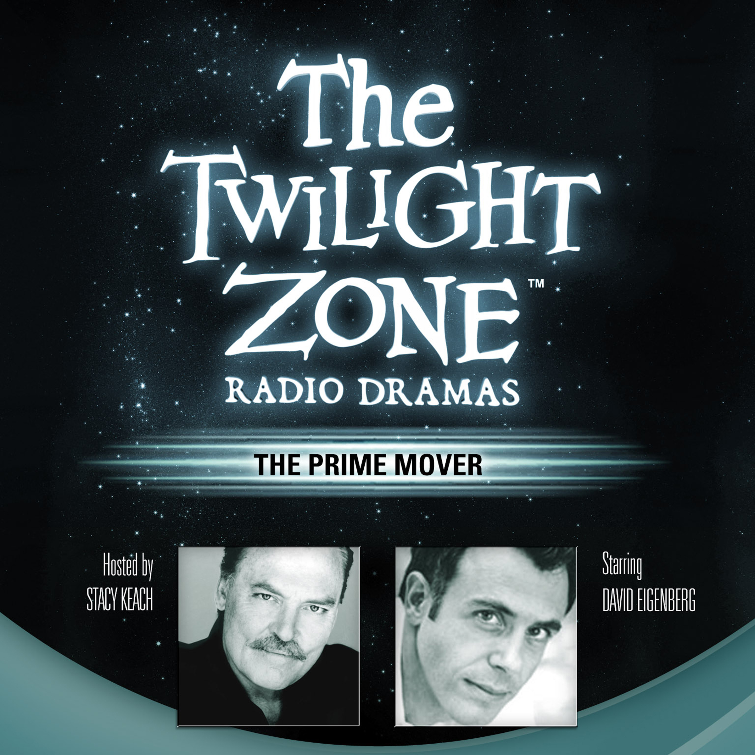 Printable The Prime Mover Audiobook Cover Art
