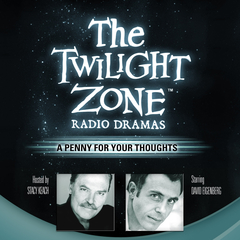 A Penny for Your Thoughts Audiobook, by