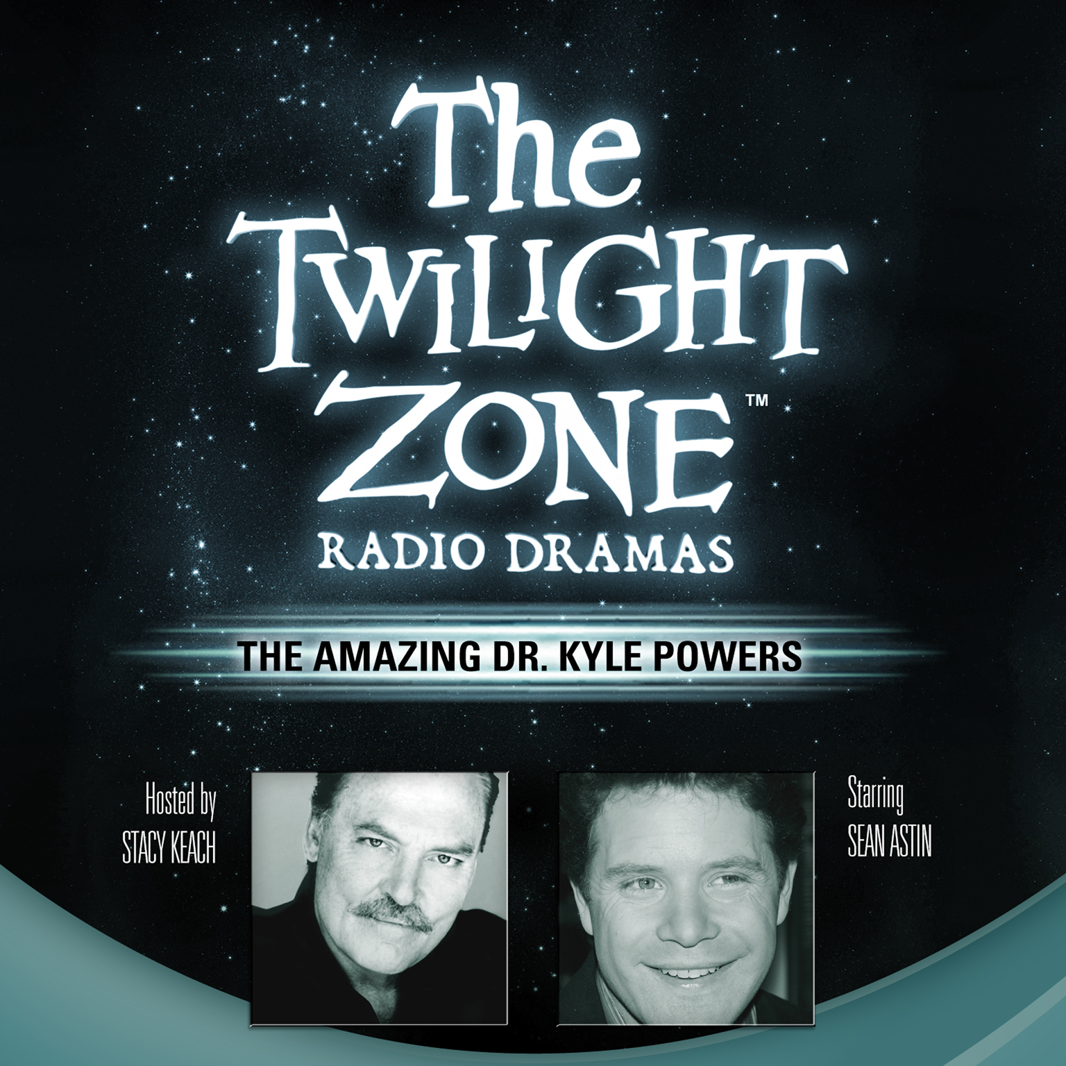 Printable The Amazing Dr. Kyle Powers Audiobook Cover Art