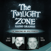 The Amazing Dr. Kyle Powers Audiobook, by Barry Richert