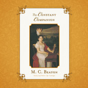 The Constant Companion Audiobook, by M. C. Beaton