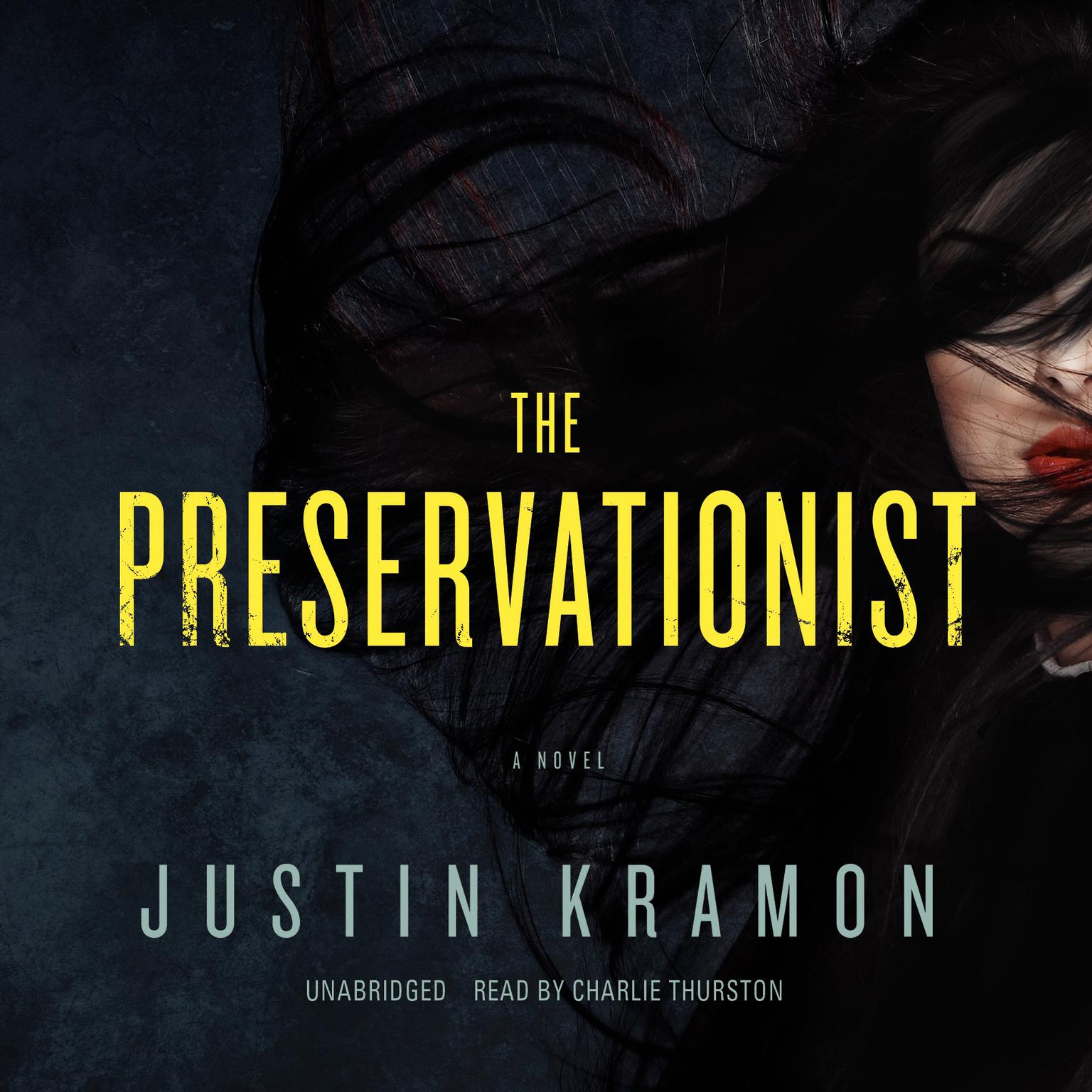 Printable The Preservationist Audiobook Cover Art