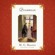 Quadrille Audiobook, by M. C. Beaton
