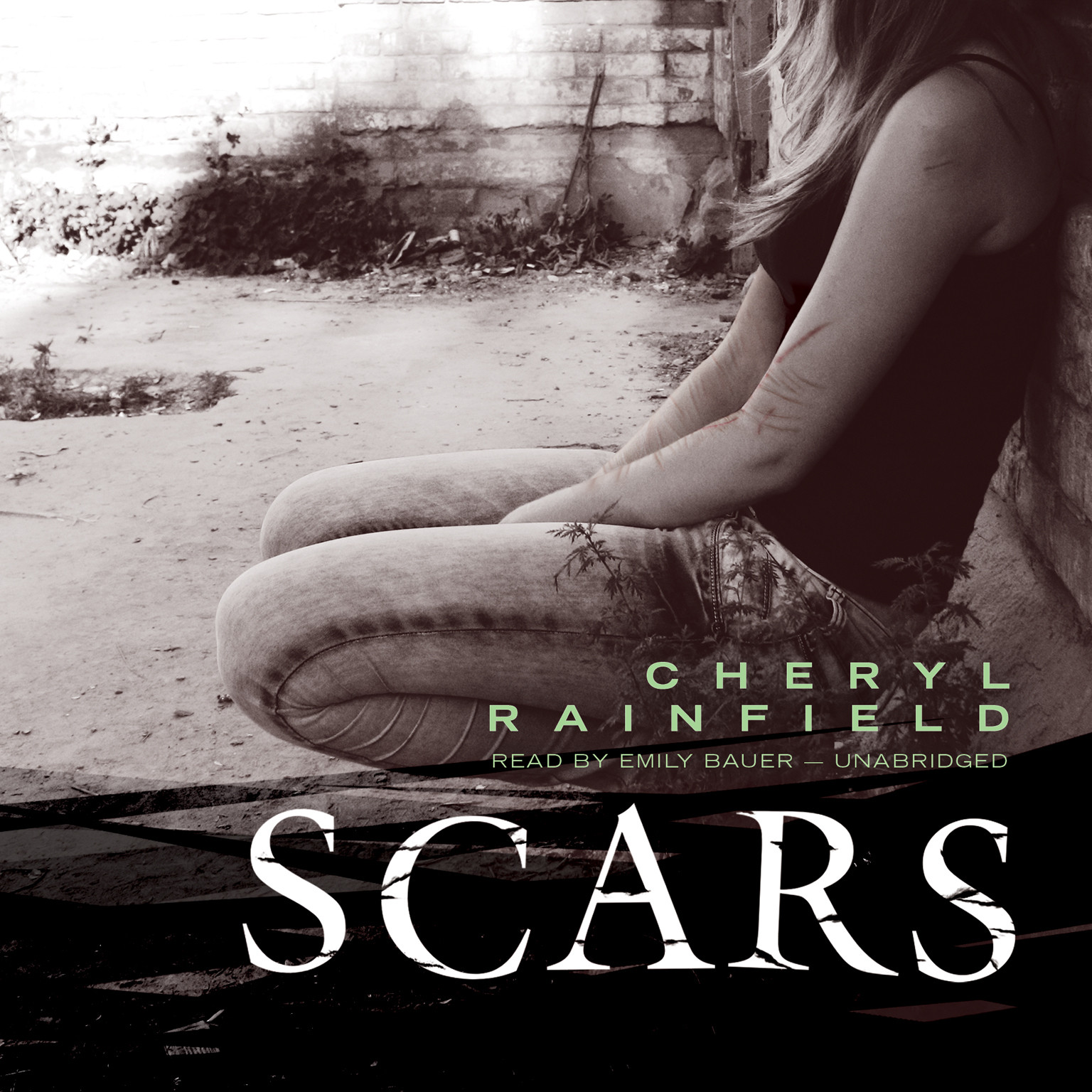 Printable Scars Audiobook Cover Art