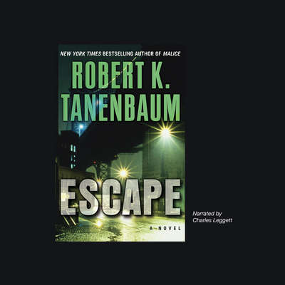 Escape Audiobook, by Robert K. Tanenbaum