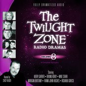 The Twilight Zone Radio Dramas, Vol. 8, by various authors