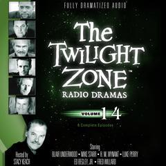 The Twilight Zone Radio Dramas, Vol. 14 Audiobook, by various authors