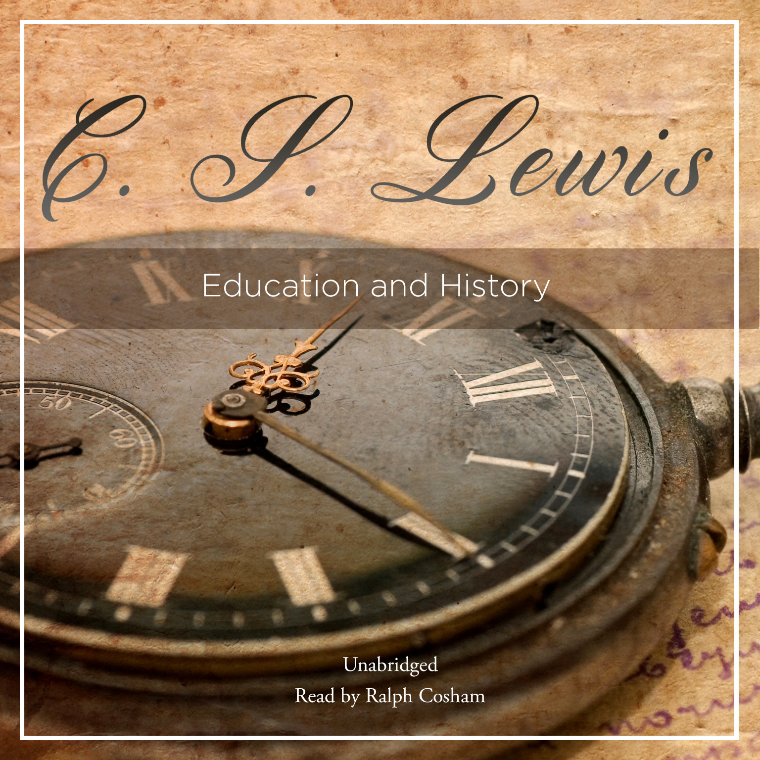 Printable Education and History Audiobook Cover Art