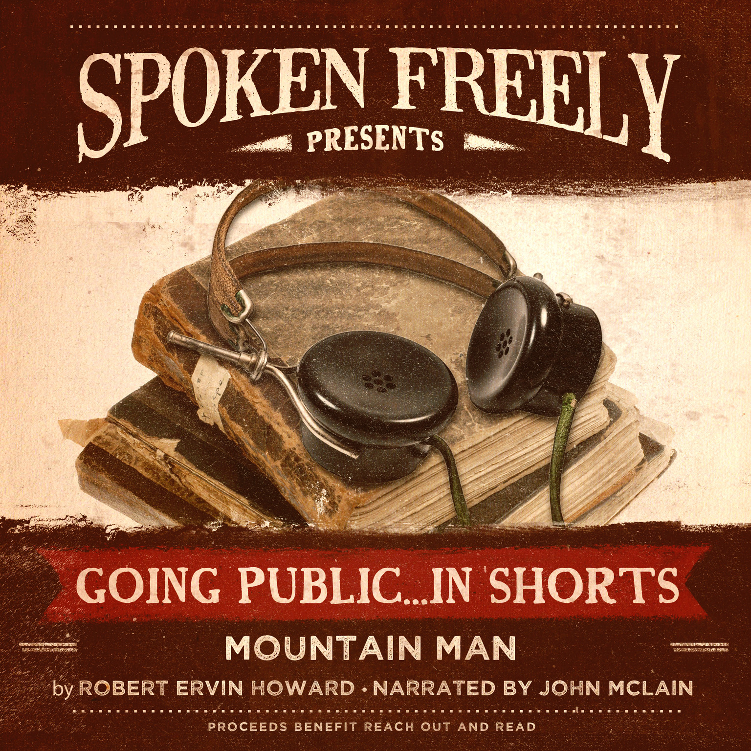 Printable Mountain Man Audiobook Cover Art