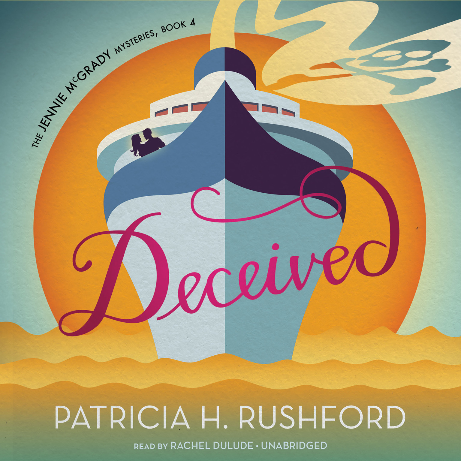 Printable Deceived Audiobook Cover Art