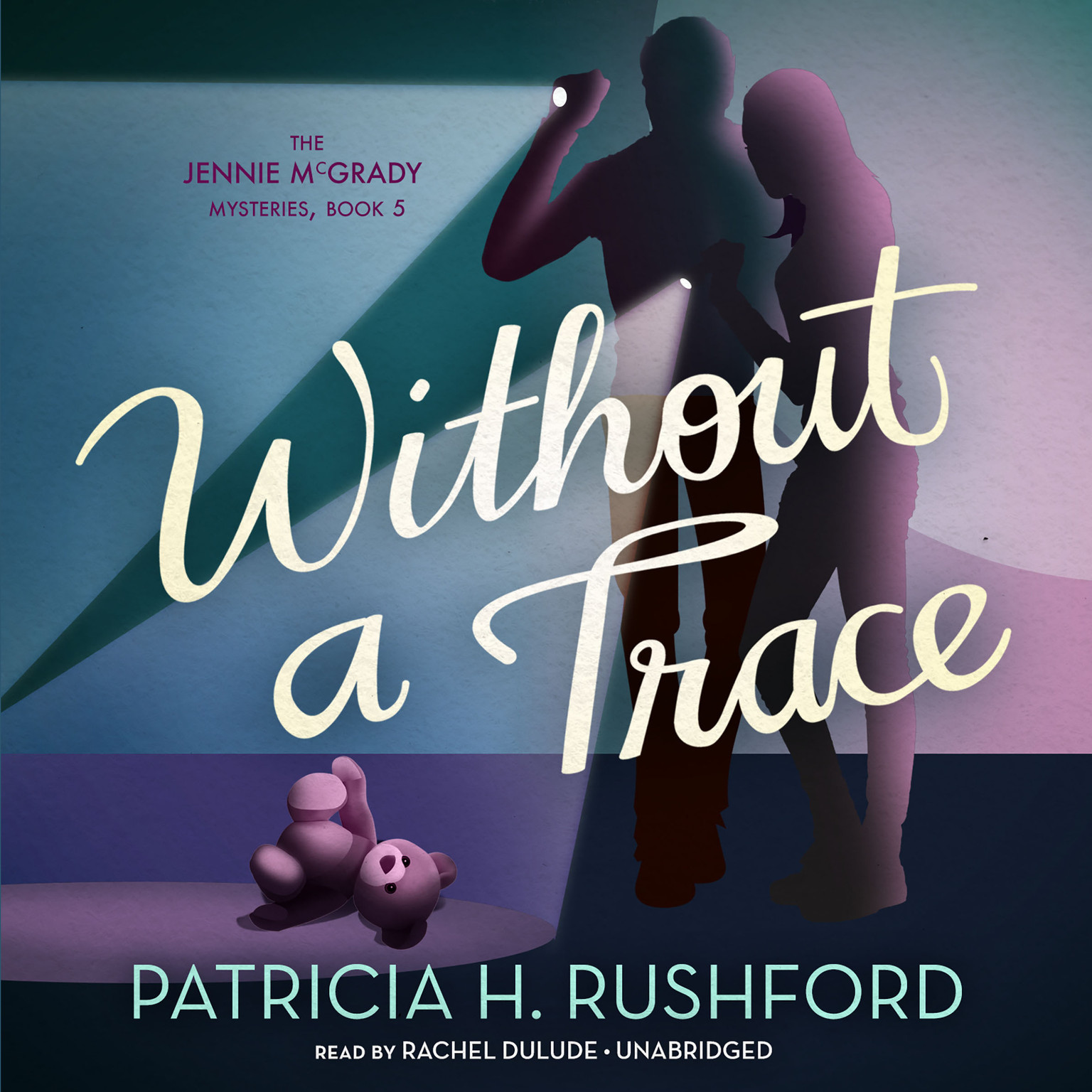 Printable Without a Trace Audiobook Cover Art