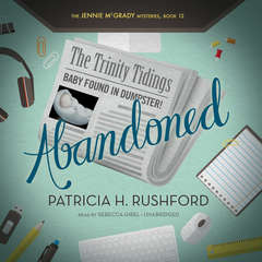 Abandoned Audiobook, by Patricia H. Rushford