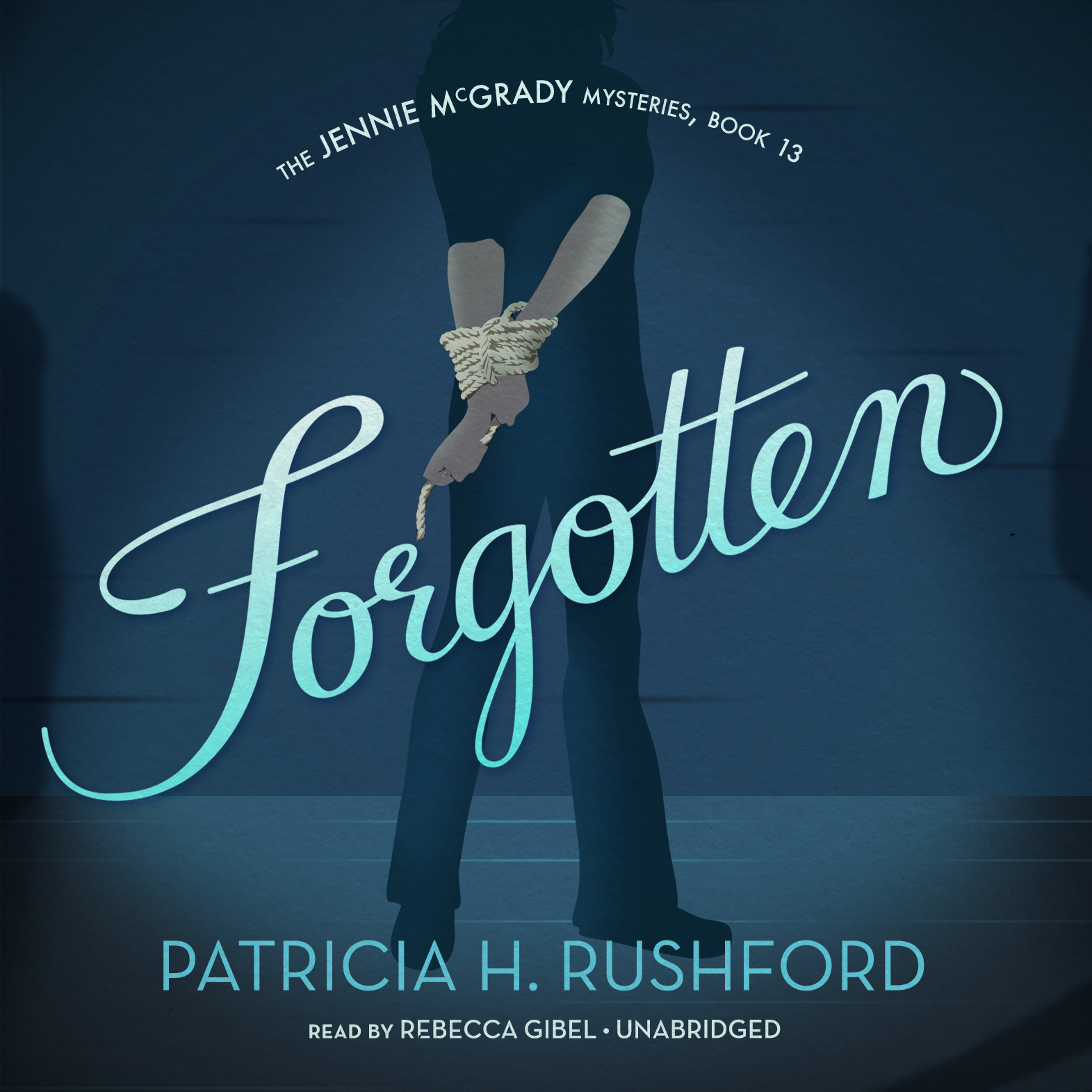 Printable Forgotten Audiobook Cover Art