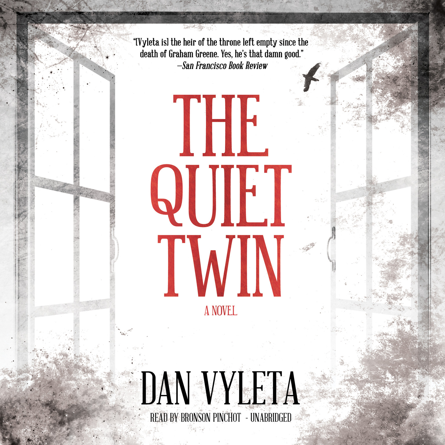 Printable The Quiet Twin: A Novel Audiobook Cover Art