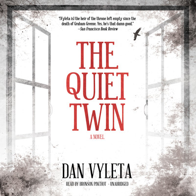 The Quiet Twin: A Novel Audiobook, by Dan Vyleta