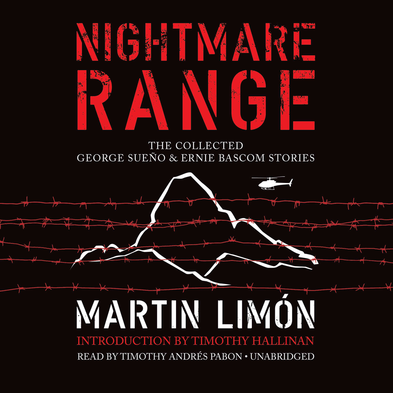 Printable Nightmare Range: The Collected George Sueño & Ernie Bascom Stories Audiobook Cover Art