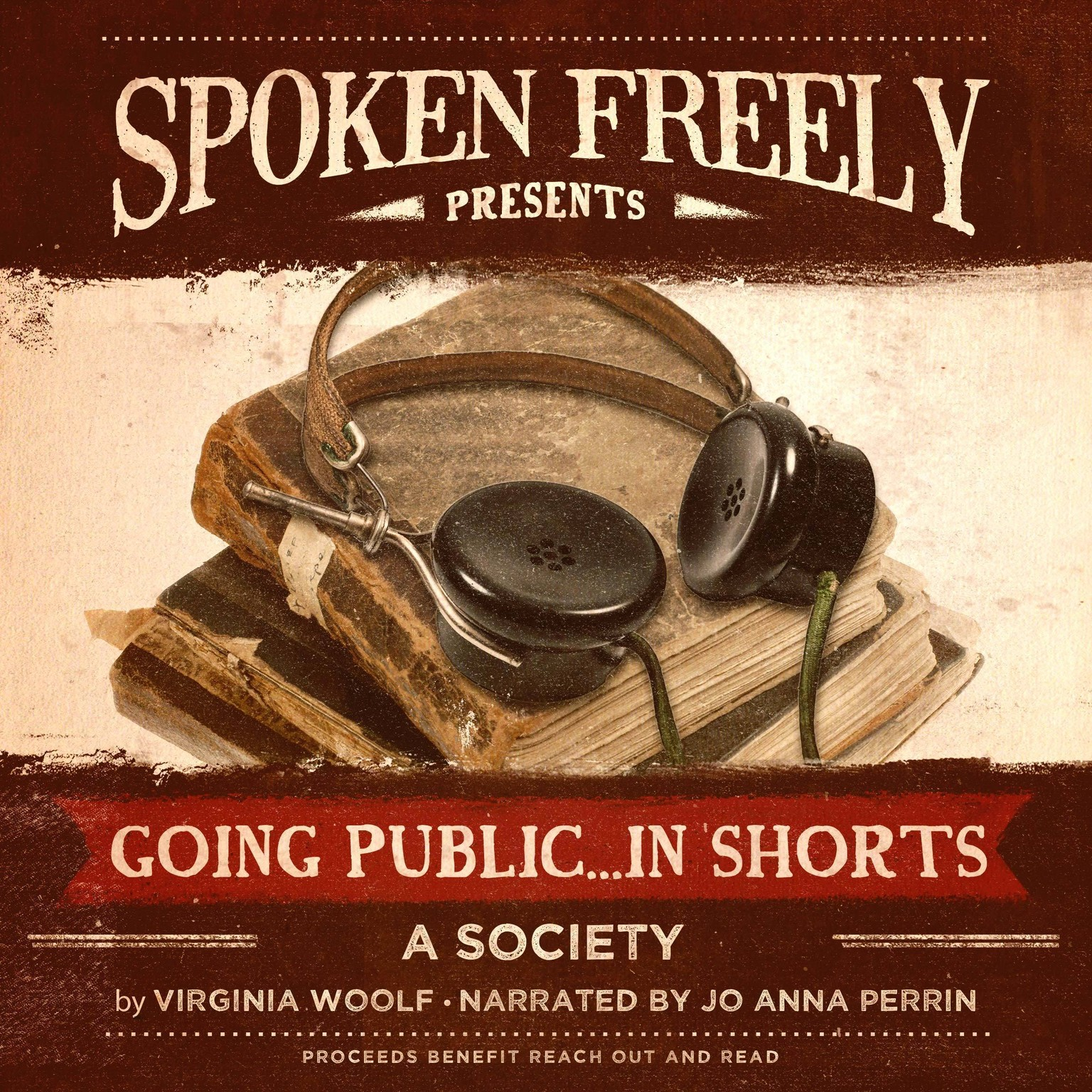 Printable A Society Audiobook Cover Art