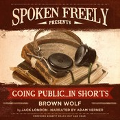 Brown Wolf Audiobook, by Jack London