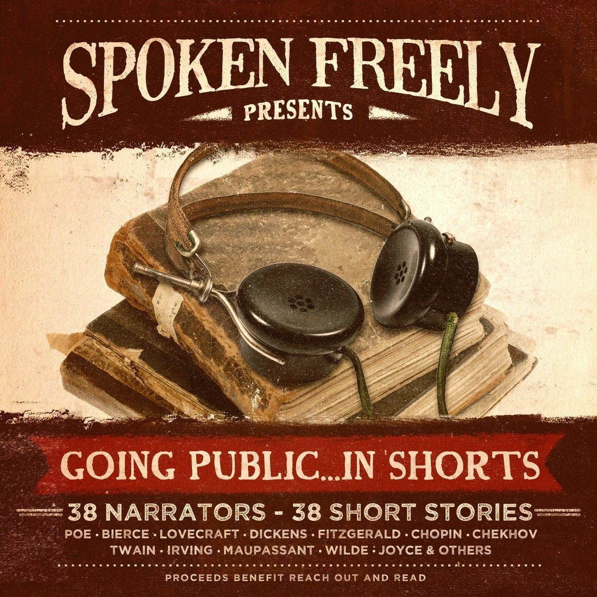 Printable Going Public … in Shorts!: Complete Collection Audiobook Cover Art