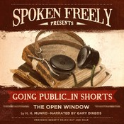 The Open Window Audiobook, by Saki