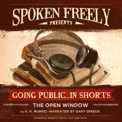 The Open Window Audiobook, by Saki