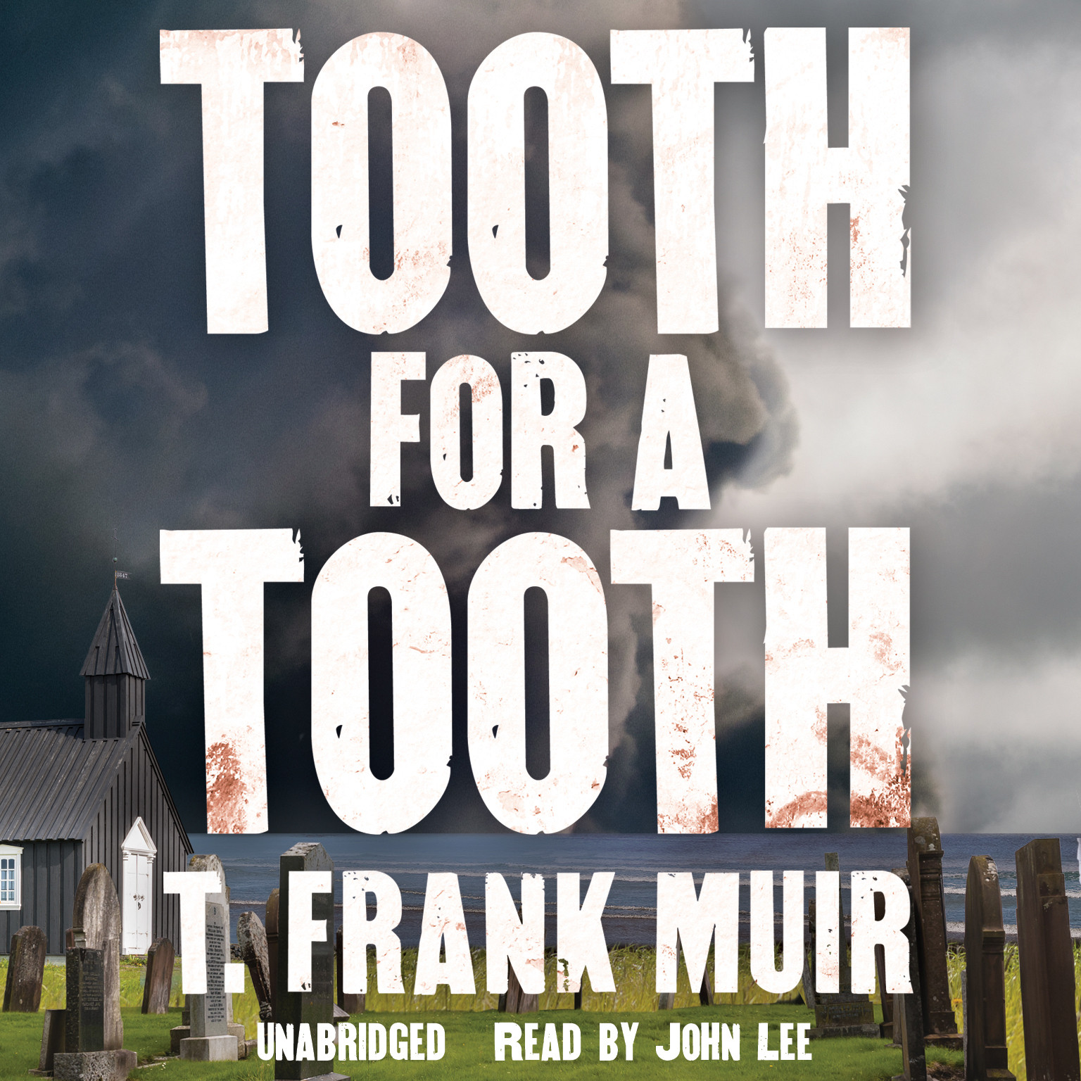 Printable Tooth for a Tooth Audiobook Cover Art