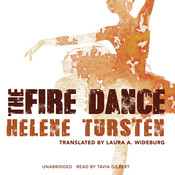 The Fire Dance Audiobook, by Helene Tursten