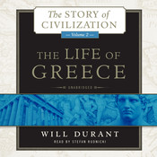 The Life of Greece Audiobook, by Will Durant