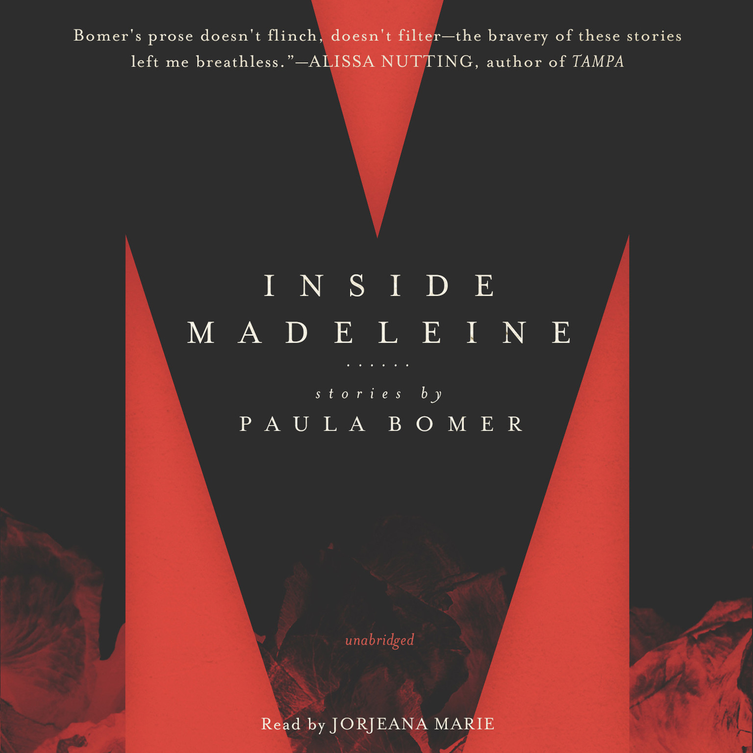 Printable Inside Madeleine Audiobook Cover Art