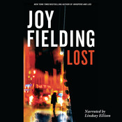 Lost Audiobook, by Joy Fielding
