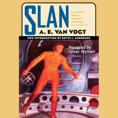 Slan Audiobook, by A. E. van Vogt