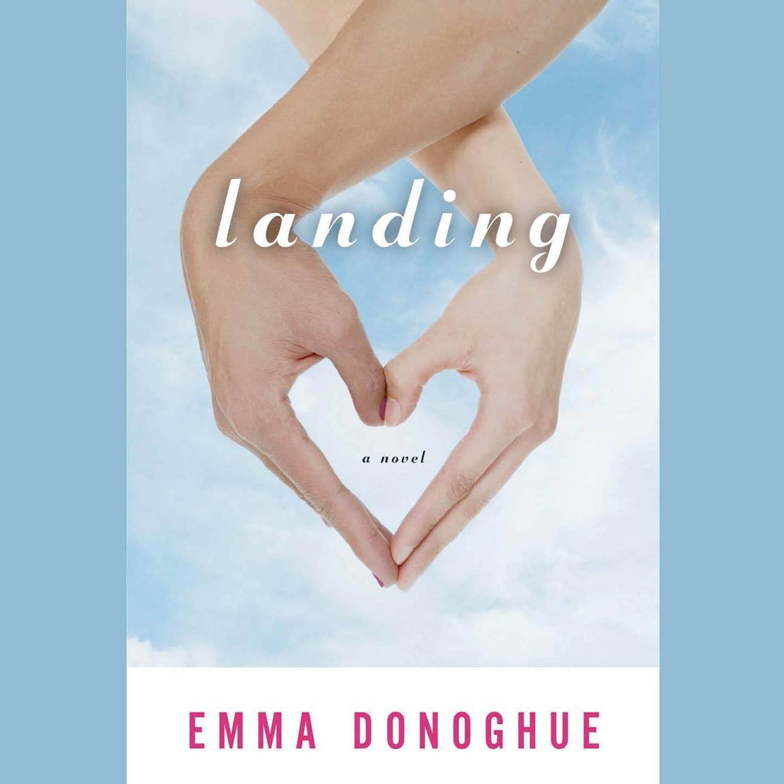 Printable Landing Audiobook Cover Art